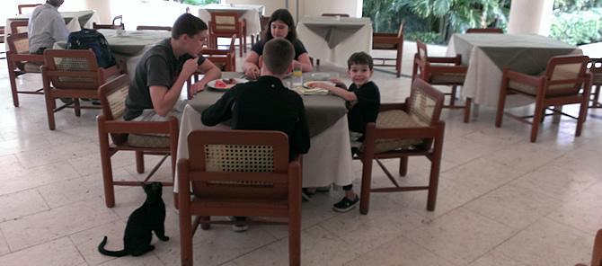 Managua Breakfast